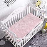 Plüsch-Baby-Einzelbettmatratze, Kindermatratze, Verdickte weiche, bequeme Bettmatte, Futon-Matratze, Tatami-Kinder E 60x120cm (24x47inch)