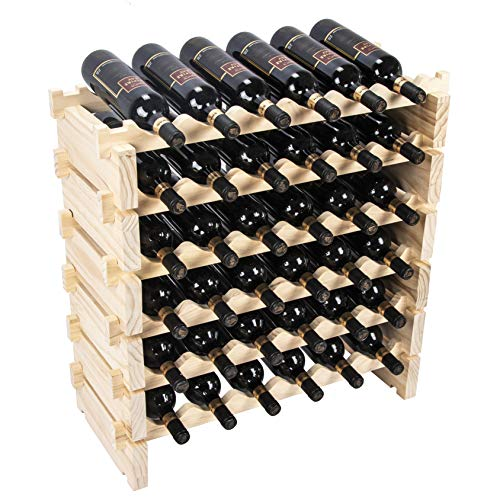 Beyond Your Thoughts Wine Rack