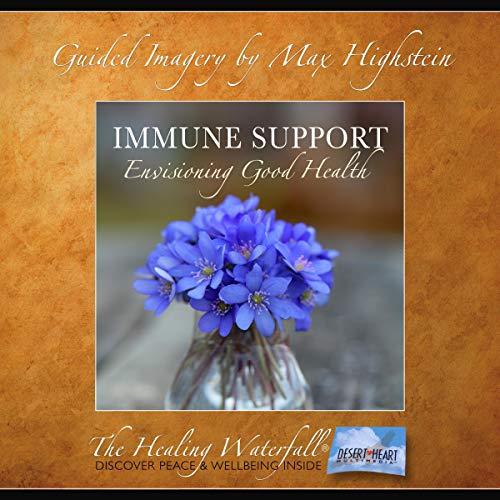 Immune Support audiobook cover art