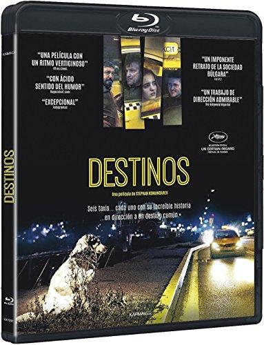 Destinos [Blu-ray]