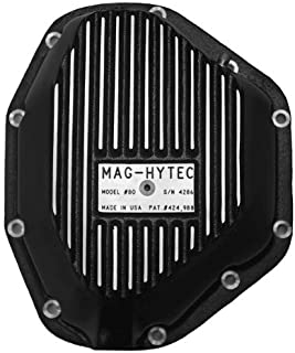 Mag-Hytec Rear Differential Cover 94-02 Dodge Ram 2500 3500 w/ Dana 80 axle