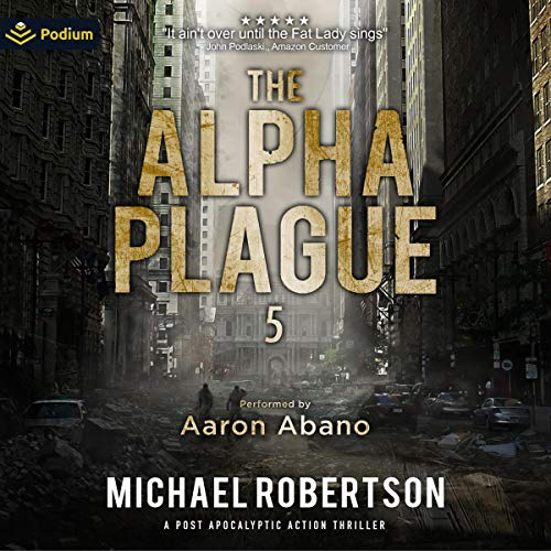 The Alpha Plague 5 Titelbild