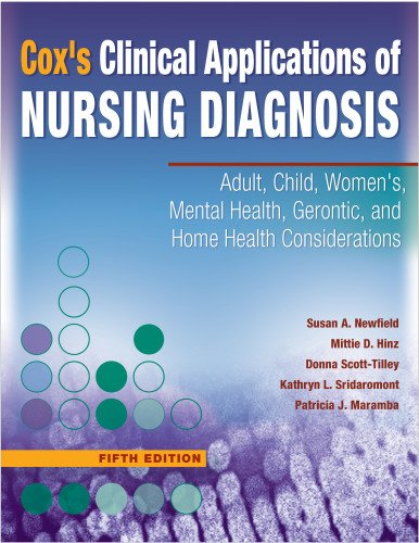 Clinical Applications of Nursing Diagnosis: Adult, Child,...