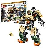LEGO Overwatch Bastion Configurabile in Modalità Ricognizione e Modalità Sentinella, Modello Collezionabile da Esposizione per i Ragazzi +10 e per Tutti i Fan del Gioco Blizzard Entertainment, 75974