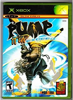 XBOX Live Online Enabled Pump It Up Exceed - Game only - no pad