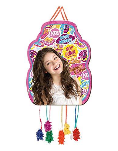 Soy Luna Piñata perfil (Verbetena 014000985)