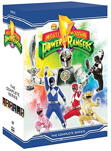 Mighty Morphin Power Rangers: The Complete Series - DVD