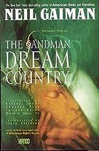 The Sandman Library, Volume 3: Dream Country by Neil Gaiman(1991-09-24)