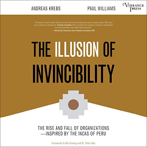 Page de couverture de The Illusion of Invincibility