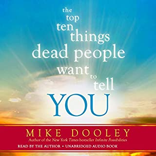 The Top Ten Things Dead People Want to Tell You audiobook cover art
