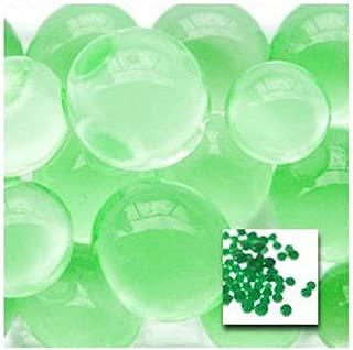 JellyBeadZ Brand Magic Waterpipe Expanding Water Beads - Green BeadZ - NO Pipe