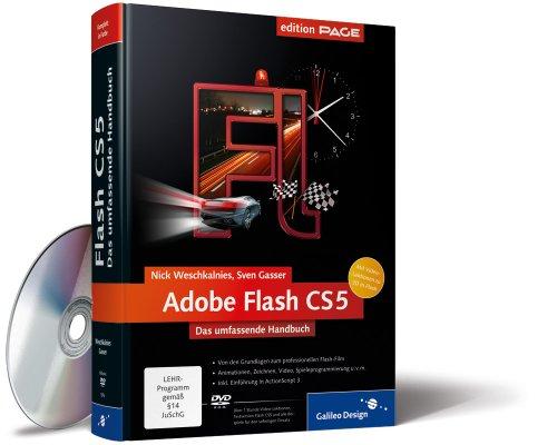 Adobe Flash CS5: Das umfassende Handbuch (Galileo Design) - Partnerlink