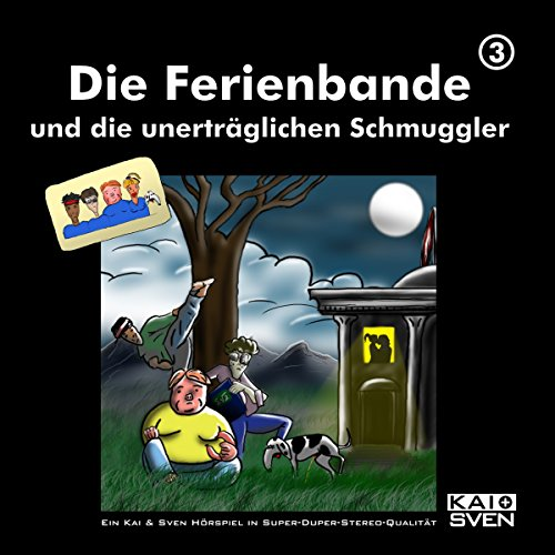Die Ferienbande und die unerträglichen Schmuggler     Die Ferienbande 3              By:                                                                                                                                 Die Ferienbande                               Narrated by:                                                                                                                                 div.                      Length: 1 hr and 19 mins     Not rated yet     Overall 0.0
