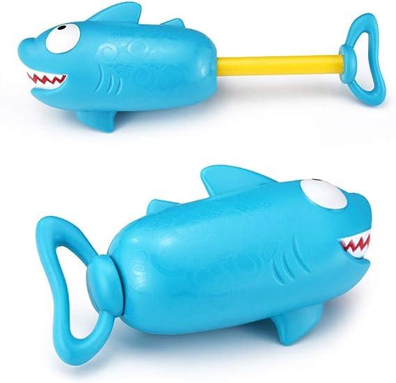 al/éatoire Requin cr/éatif Crocodile Spray Pistolet /À Eau Mousse Soaker Eau Jouet /Ét/é Piscine Plage Jeu Jouets pour Enfants Enfants