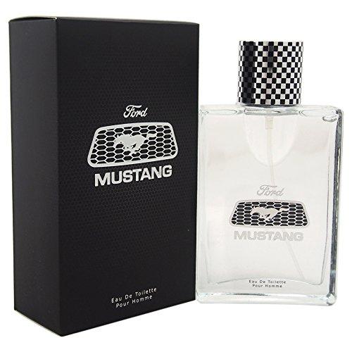 Mustang Original Eau de Toilette Spray für Herren, 100 ml