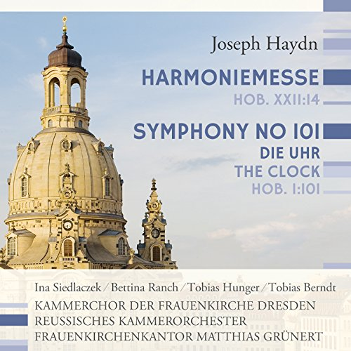 Harmoniemesse/Sinfonie 101 'die Uhr'