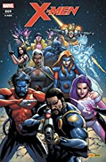 X-Men (fresh start) N°9 d'Ed Brisson