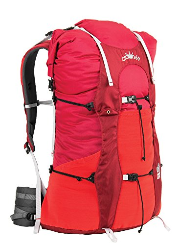 Granite Gear Crown VC 60 Backpack - Tamarillo/Blood Orange Long