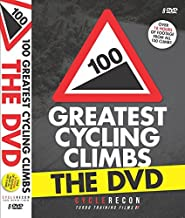 100 Climbs DVD | UK's Greatest Cycling Climbs | Official Turbo Training Box Set by Simon Warren