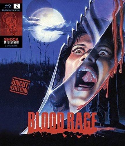 Blood Rage - Uncut/Limited Collector's Edition auf 500 Stück [Blu-ray]