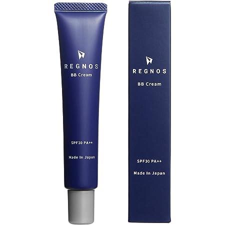 REGNOS レグノス bbクリーム ccクリーム メンズ 大容量30g 日本人男性向けカラー ファンデーション コンシーラー SPF30/PA++ テカリ防止 青髭 毛穴 色白 青髭対策 化粧下地 男性