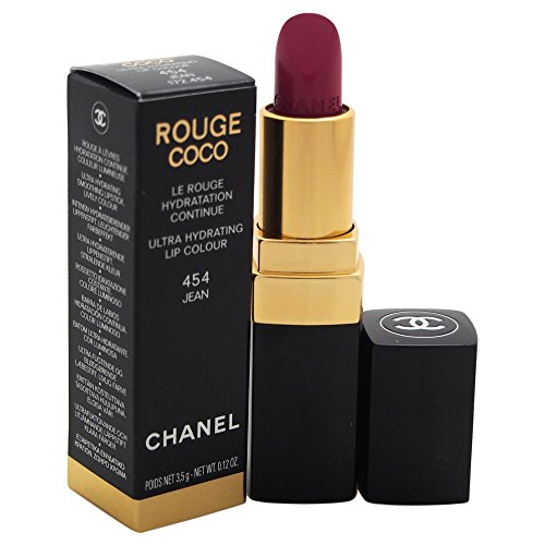 Chanel Rouge Coco Unisex, No. 454 Jean, Lippenstift, 1er Pack (1 x 3,5 g)