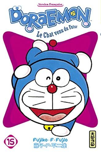 Doraemon, tome 15