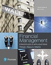 Best financial management titman 13th edition Reviews