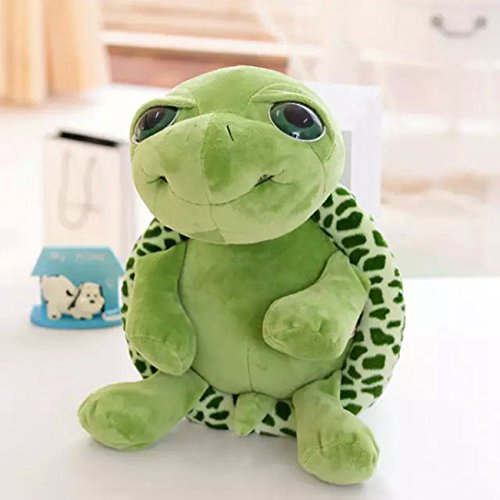 Rurah Sea Turtle Stuffed Animal Pillow Tortoise Plush Toys for Kids