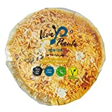 Viva Planta Pizza Chorizo Y Azul Vegana | con Sheese 100% sin lácteos queso 310g (Pack de 3)