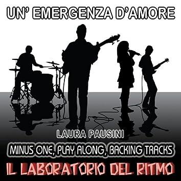 Un'emergenza d'amore : Laura Pausini (Minus One, Play Along, Backing Tracks)