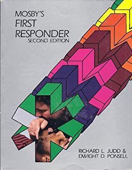 Paperback Mosby's First Responder Book