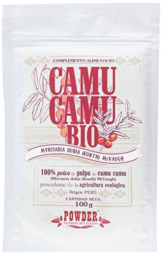 Powder Camu Camu Ecológico - 100 gr