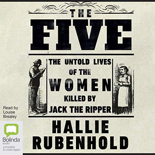 The Five audiobook cover art