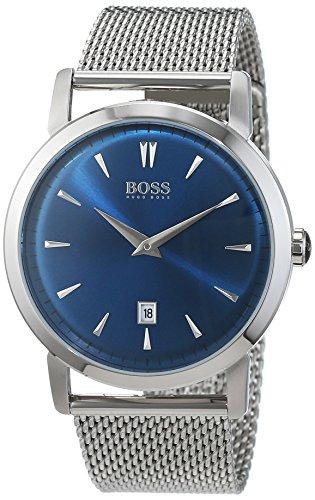 Hugo Boss da uomo orologio da polso al quarzo acciaio inossidabile 1513273