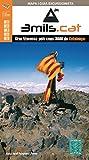 3mils.cat - Gran travessa pels cims 3000 de Catalunya, mapa excursionista. Escala 1:40.000. Editorial Alpina. (TRAVESIAS - 1/40.000)