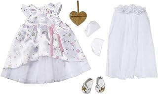 Baby Born 827161 Boutique Deluxe Bride 43 cm Colourful