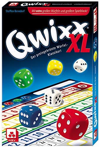 NSV - 4022 - QWIXX - XL - Würfelspiel