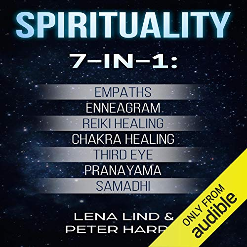 Spirituality: 7-in-1 Book cover art