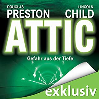 Attic: Gefahr aus der Tiefe Titelbild