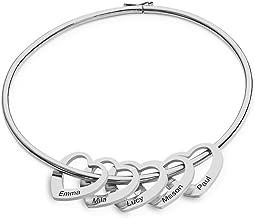 custom silver charms