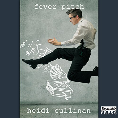 Fever Pitch audiobook cover art