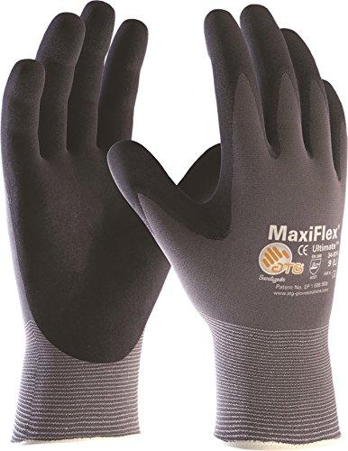 Arbeitshandschuhe Maxiflex Ultimate, Schutzhandschuhe Größe: 10 (XL), 1 Paar