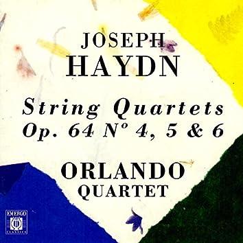 Haydn: String Quartets, Op. 64 No. 4, 5 & 6