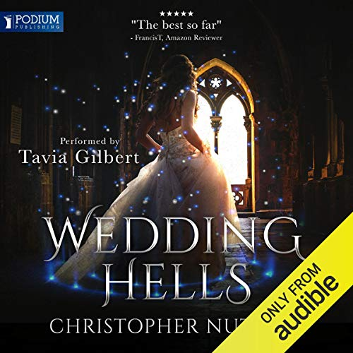 Wedding Hells audiobook cover art