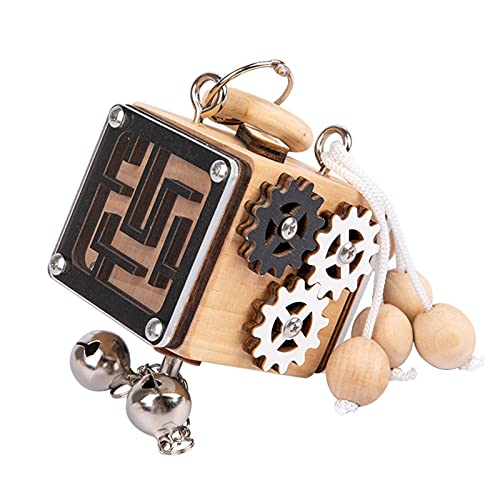 Gongcheng Kids Lock Toy Children's Fun Life Busy Block Baby Enlightenment Puzzle Early Education Teaching Aid for Home Kids Toy