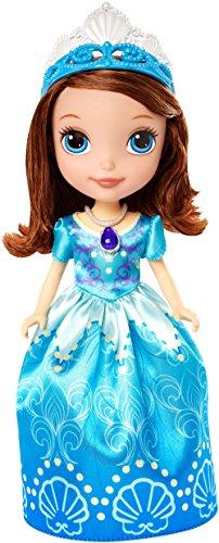Princesa Sofia CMT56 Poupée avec Robe Bleue