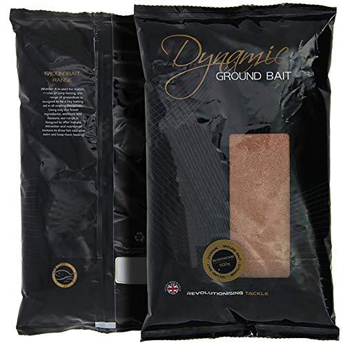 g8ds® Groundbait Heller Mix 900g Allround Pellets Mischung Futter Angeln Karpfen Schleie Brassen