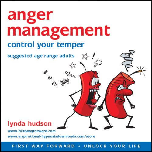 Anger Management audiobook cover art