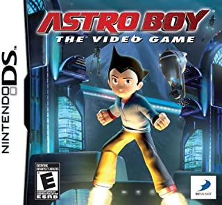 Astro Boy: The Video Game - Nintendo DS by D3 Publisher [並行輸入品]